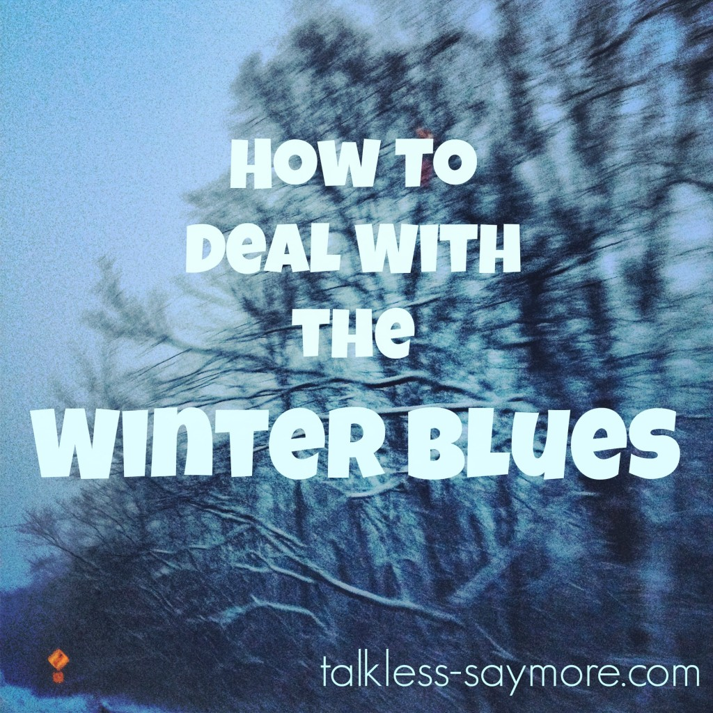 how to Winter Blues