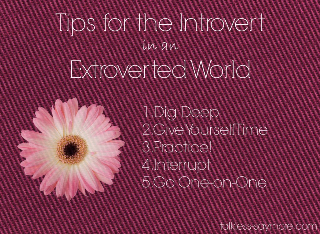 introvert tips