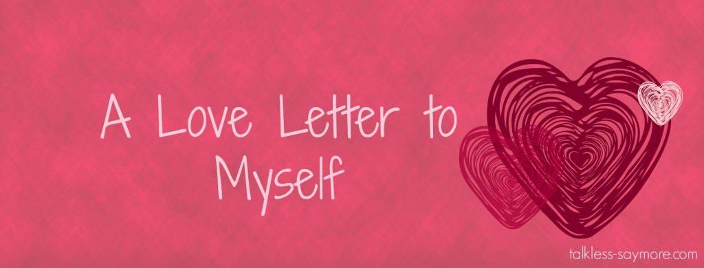 love letter graphic