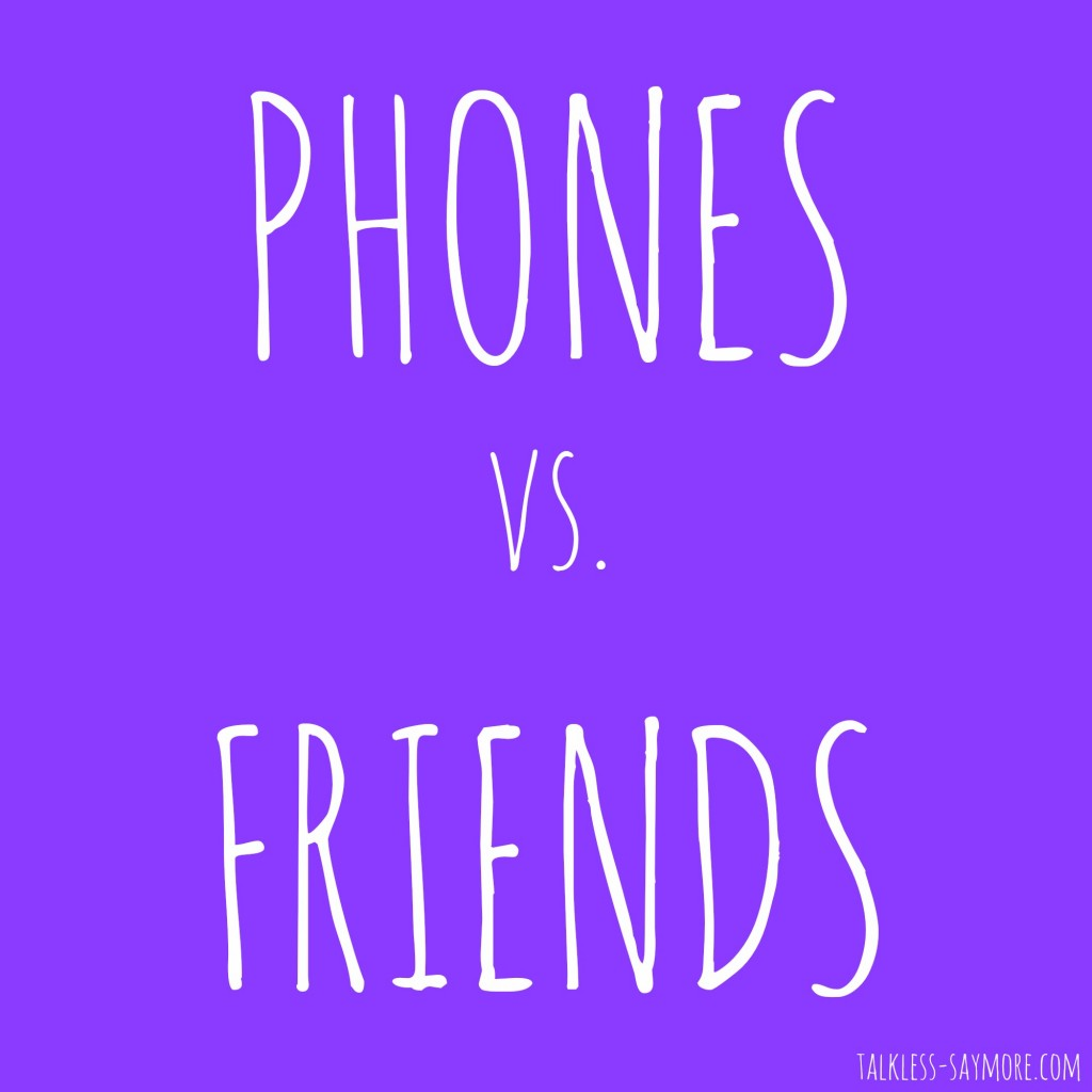 phones vs friends graphic