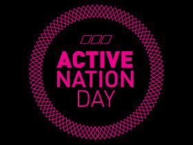 Active Nation Day Lorna Jane GLadstone