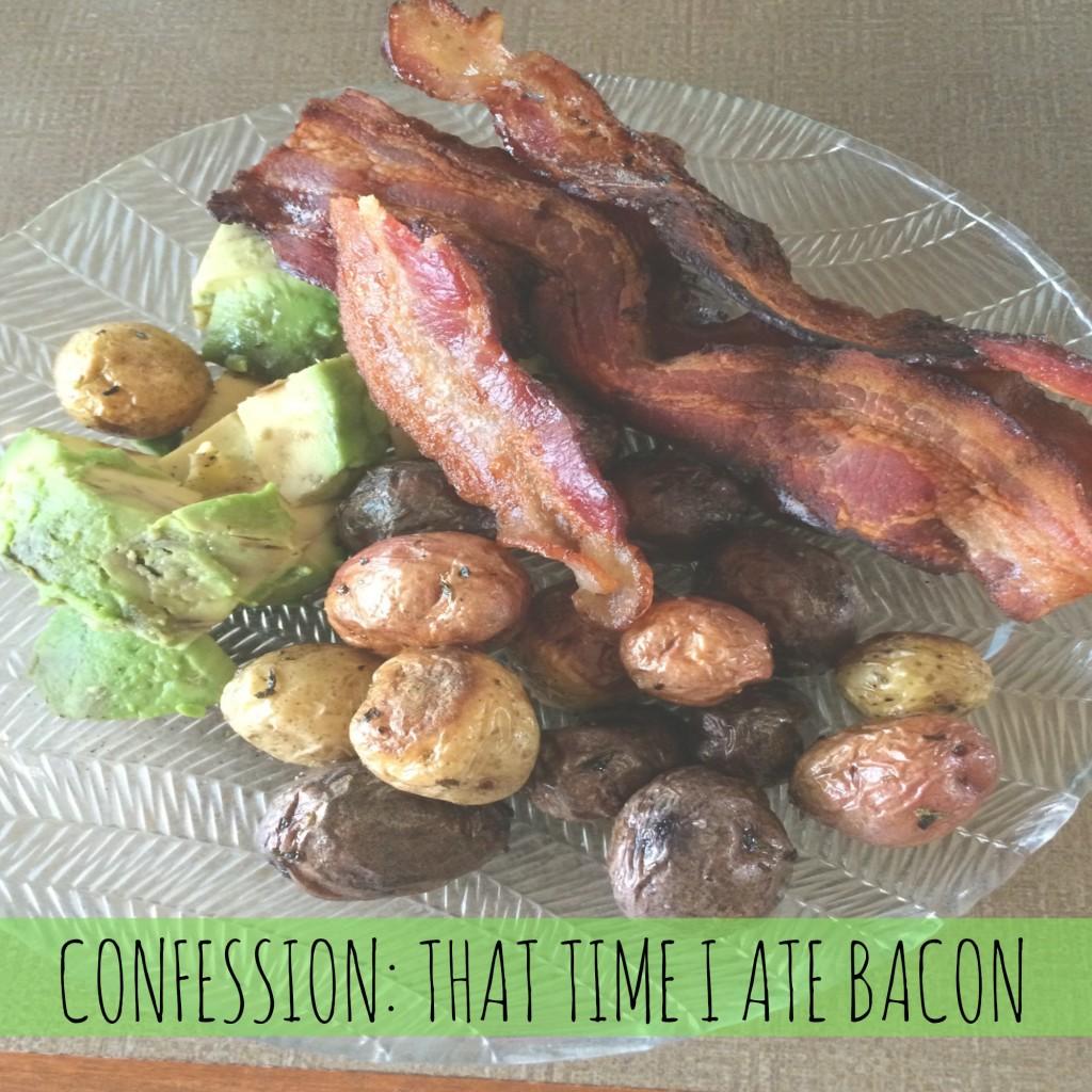 BACON confession