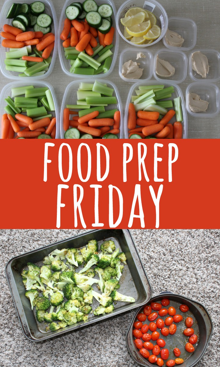 food prep friday PIN