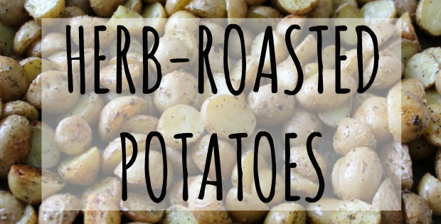 herb potatoes