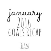 jan goals recap FB