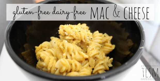 gf df mac and cheese feat