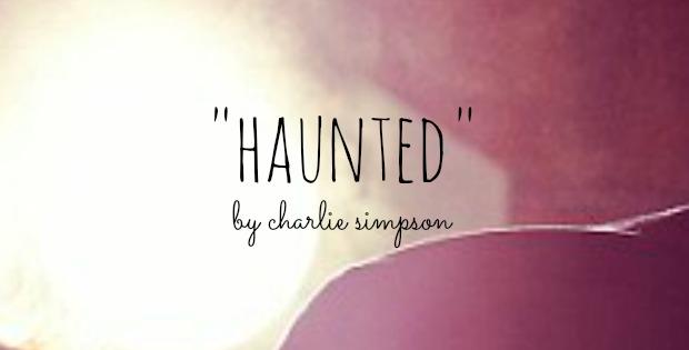 music monday-haunted