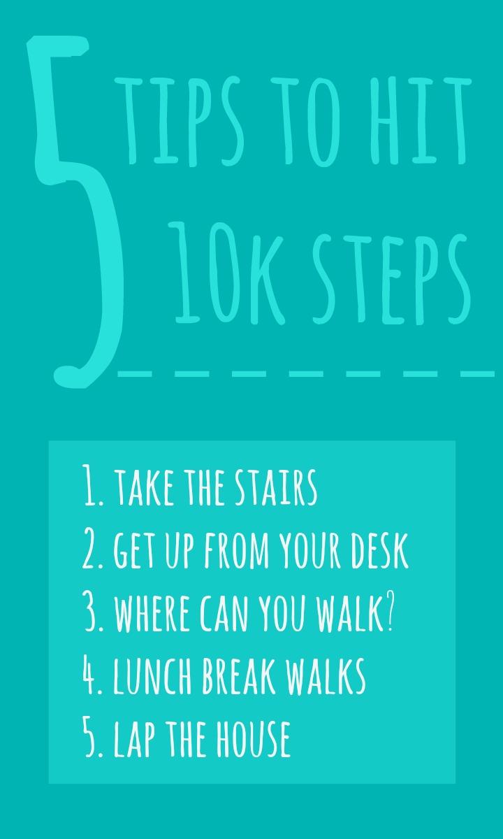 10k steps PIN