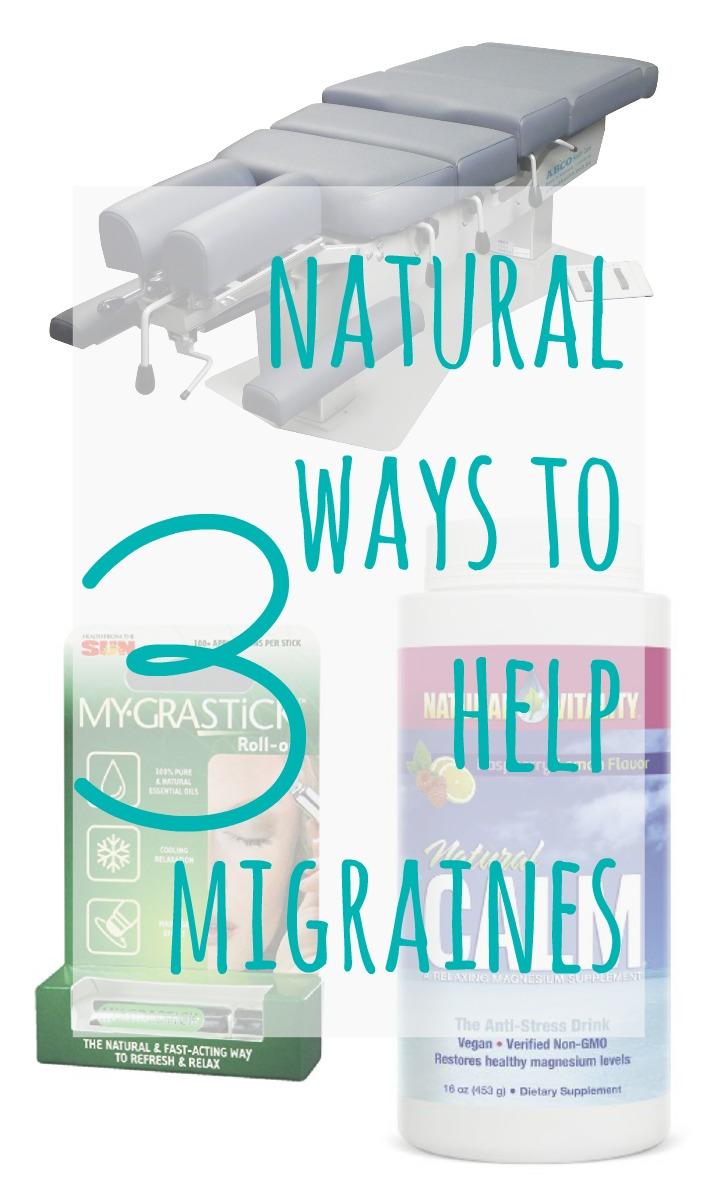 natural migraines PIN