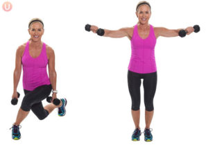 Cross-Behing-Lunge-with-Lateral-Raise_Exercise