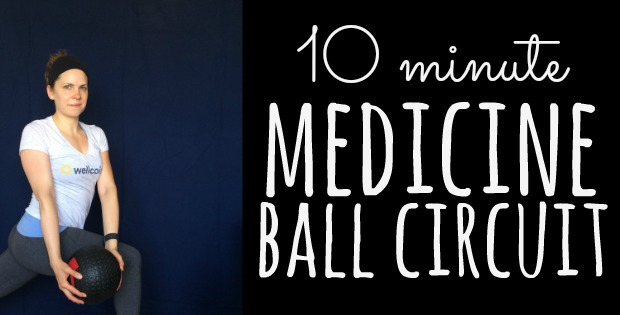 med ball circuit