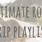 road trip playlist FB