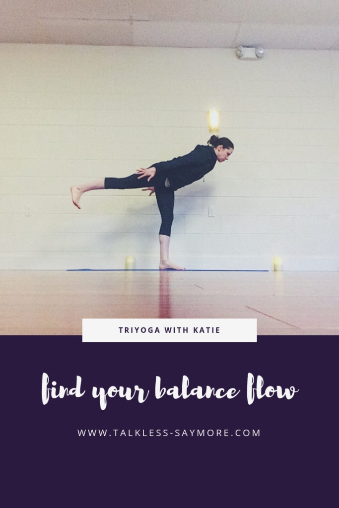 Find Your Balance Yoga Flow