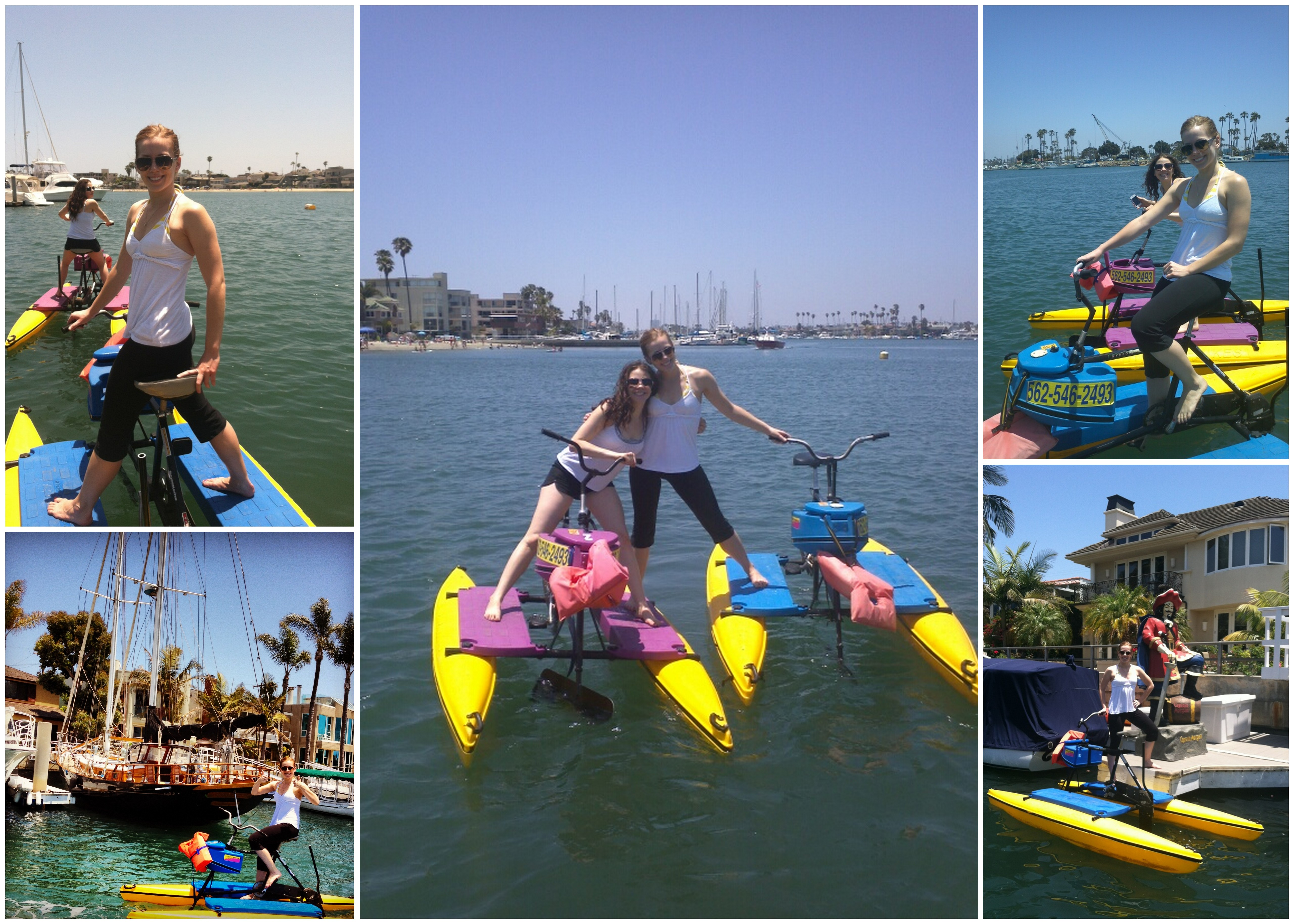 Hydrobikes Long Beach The Best Beaches In World