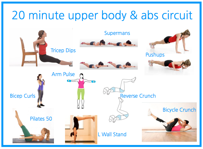 Trainer S Tip Thursday 20 Minute Circuit Talk Less