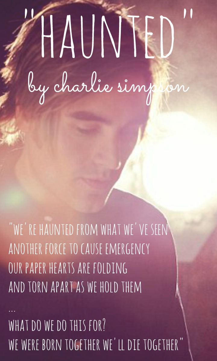 haunted charlie simpson