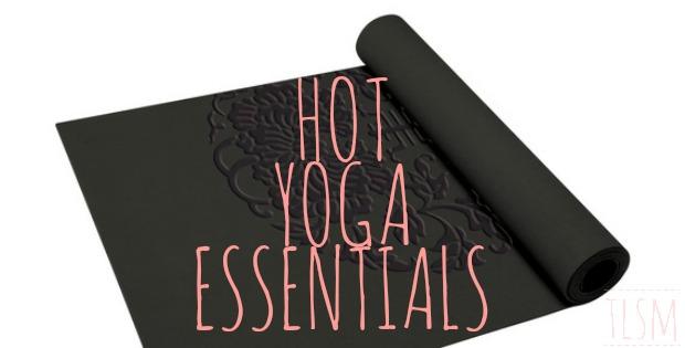 hot yoga essentials FB