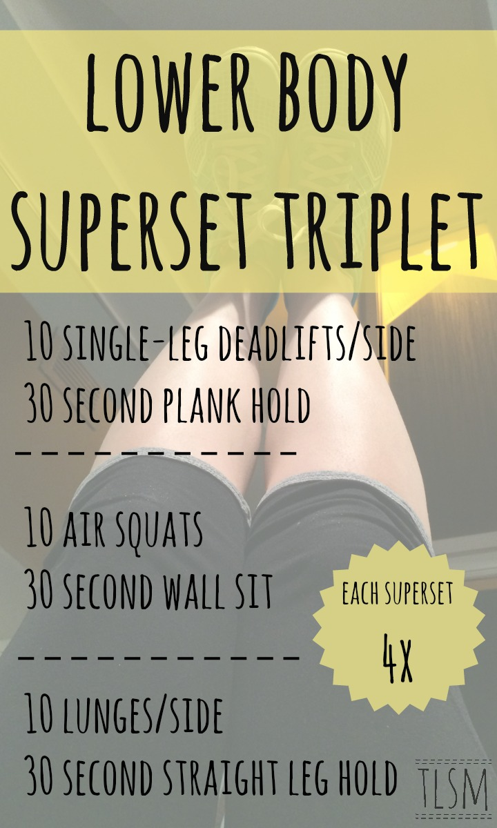 lower body superset triplet PIN