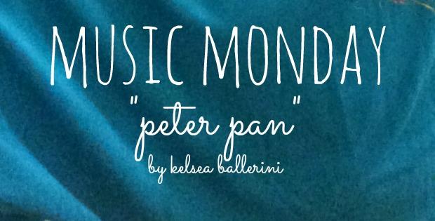 music monday_peterpan