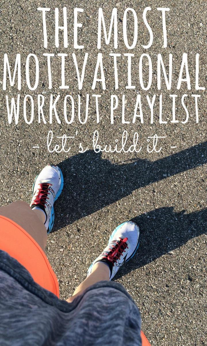 workout playlist PIN