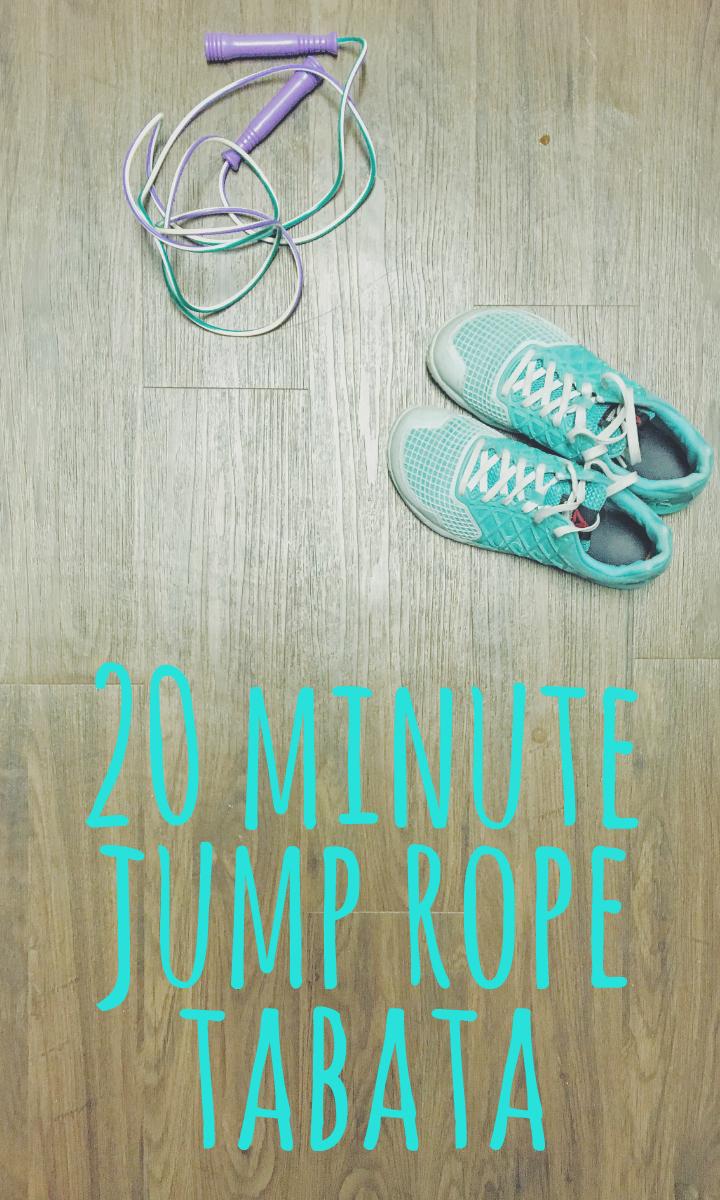 jump rope tabata